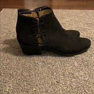 *Gently Worn* Jack Rogers Booties